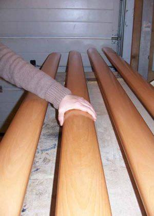 Handlaeufe Holz HR205