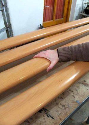 Handlaeufe Holz HR206