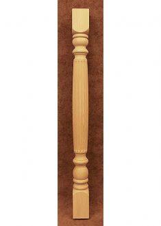 Geländerstäbe Holz B102-60