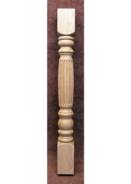 Geländerstäbe Holz B102-90