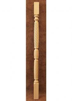 Geländerstäbe Holz B114