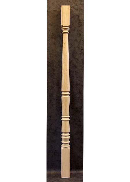 Geländerstäbe Holz B122