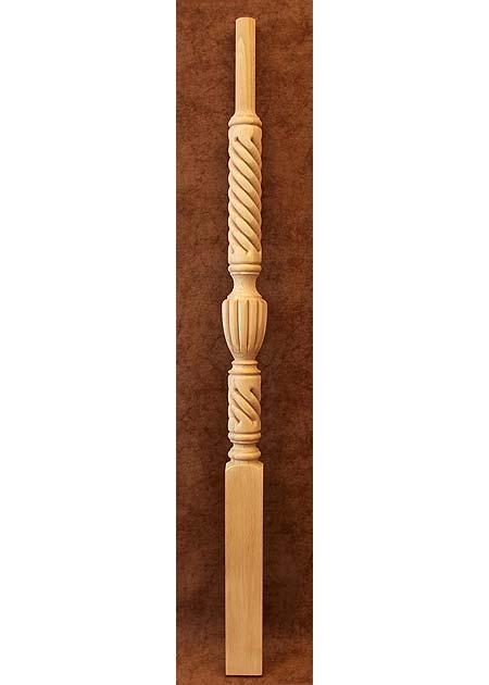 Geländerstäbe Holz SI56